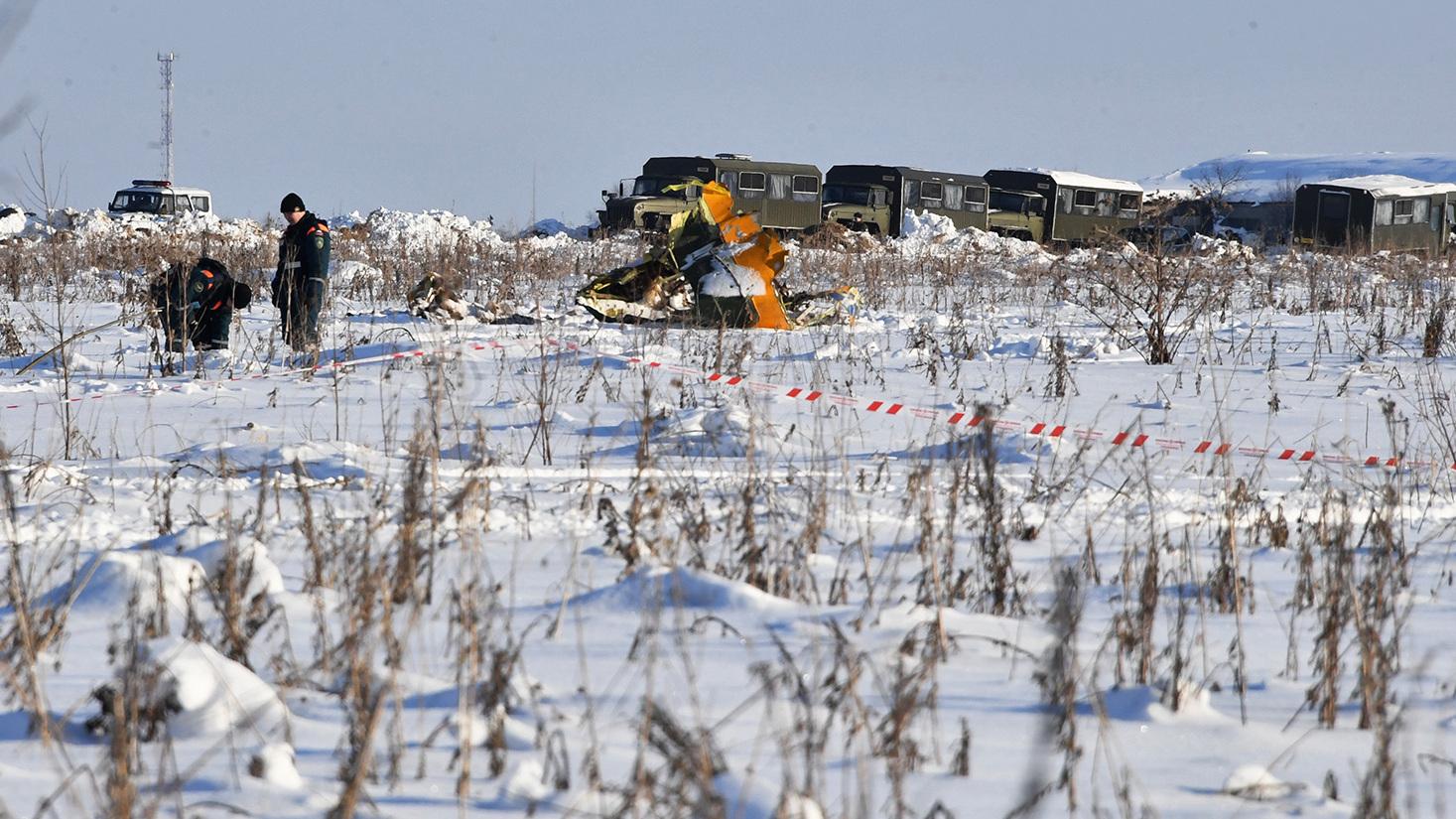 МАК расшифровал данные с речевого самописца Ан-148. Что произошло в кабине пилотов перед крушением