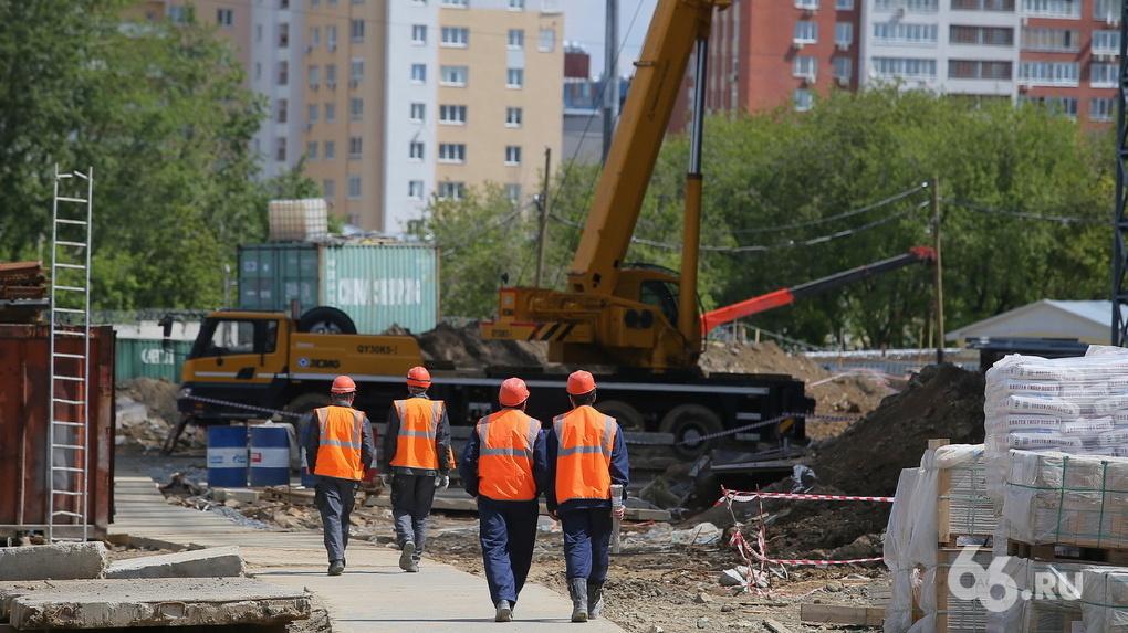 Карта разрушений: что уже снесли и еще снесут в Екатеринбурге ради ЧМ-2018