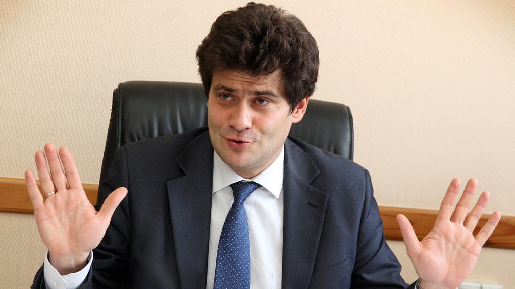 Депутаты гордумы единогласно назначили Александра Высокинского мэром Екатеринбурга