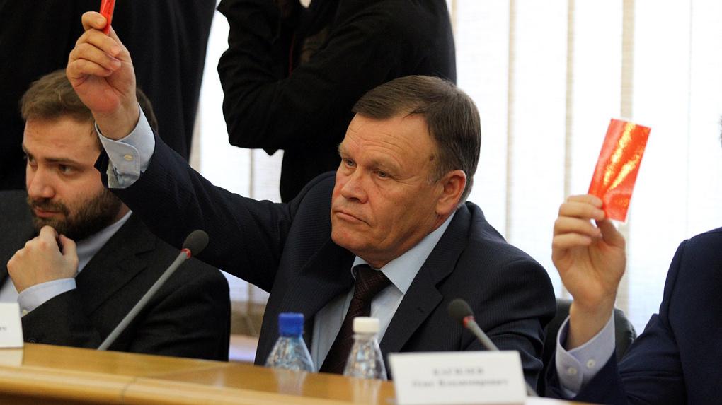 «Вы установили миллион барьеров, а дальше что?» Владимир Крицкий обвинил мэрию в кризисе стройкомплекса