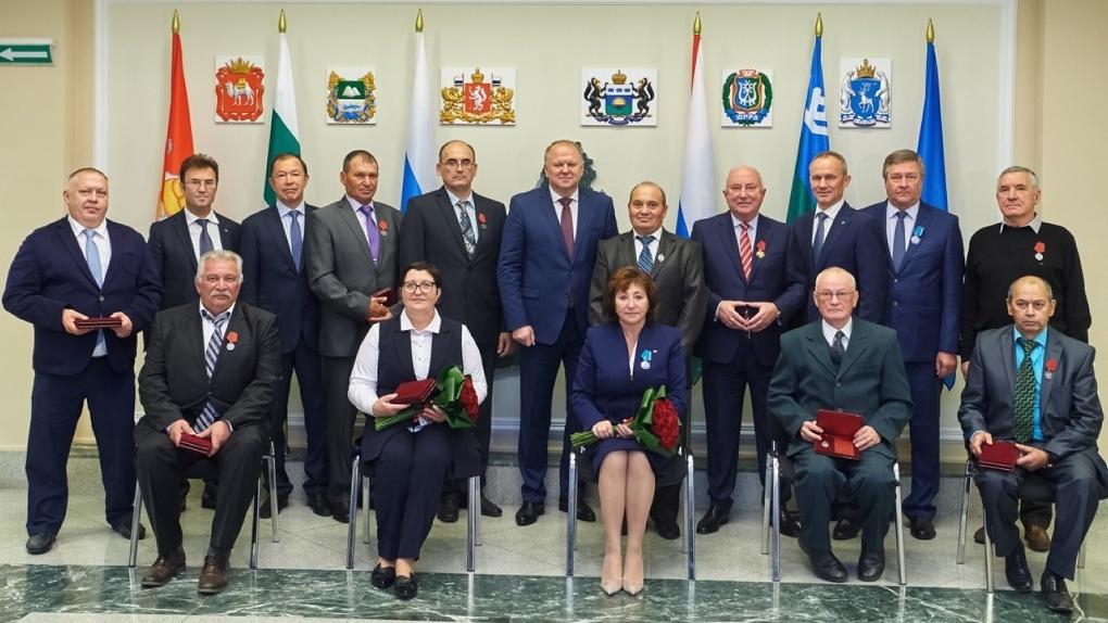 Руководители УГМК отмечены государственными наградами