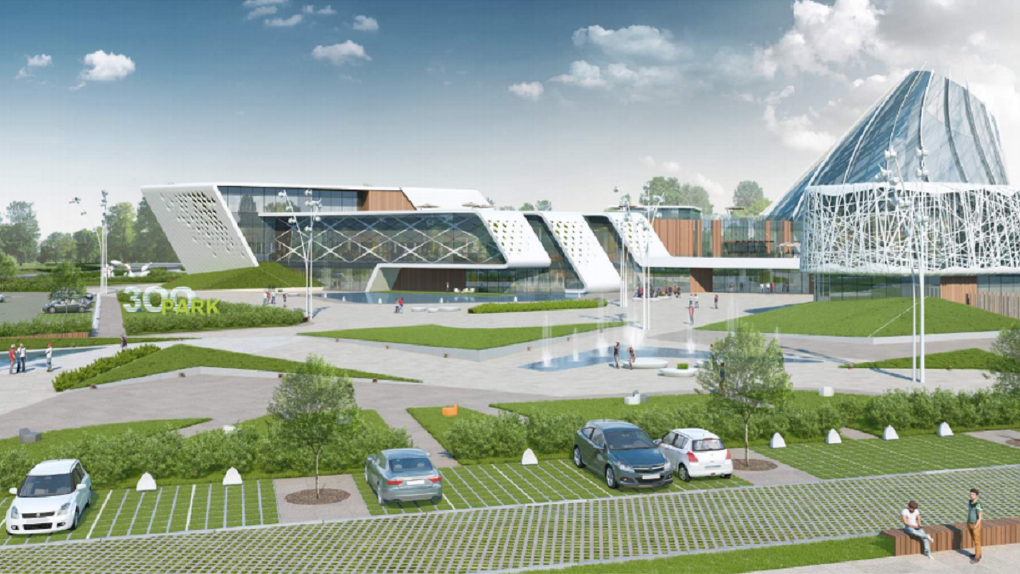 «Синара» отрежет половину зоопарка, чтобы построить студенческий городок Универсиады
