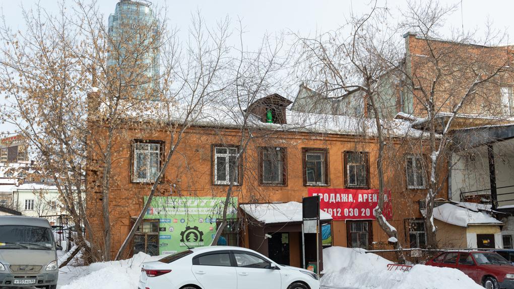 Расселенный дом на Пушкина снесут, чтобы построить высотку с апартаментами под прозрачной крышей. Эскизы