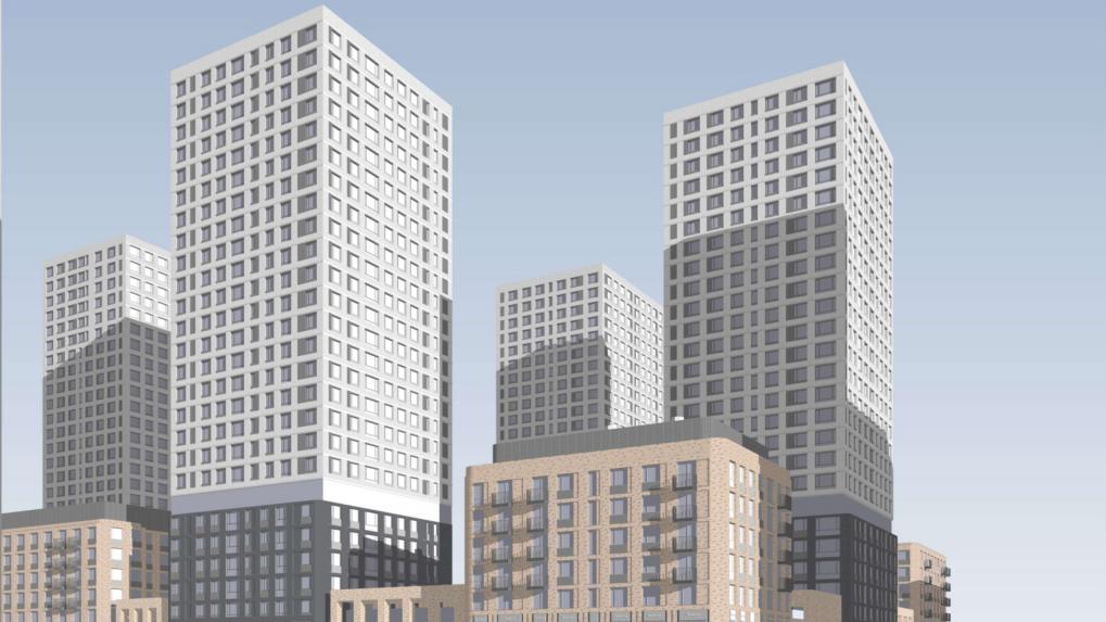 Последний проект «Юг-Центра». Застройщик показал, каким будет квартал на месте старого жилья
