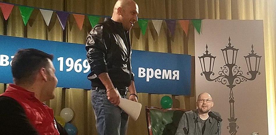 Алексей Иванов сыграл самого себя в сериале «Физрук» с Дмитрием Нагиевым