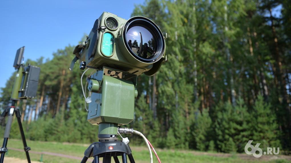 На Урале показали разведкомплекс «Ирония». И это не самое странное название российской военной техники