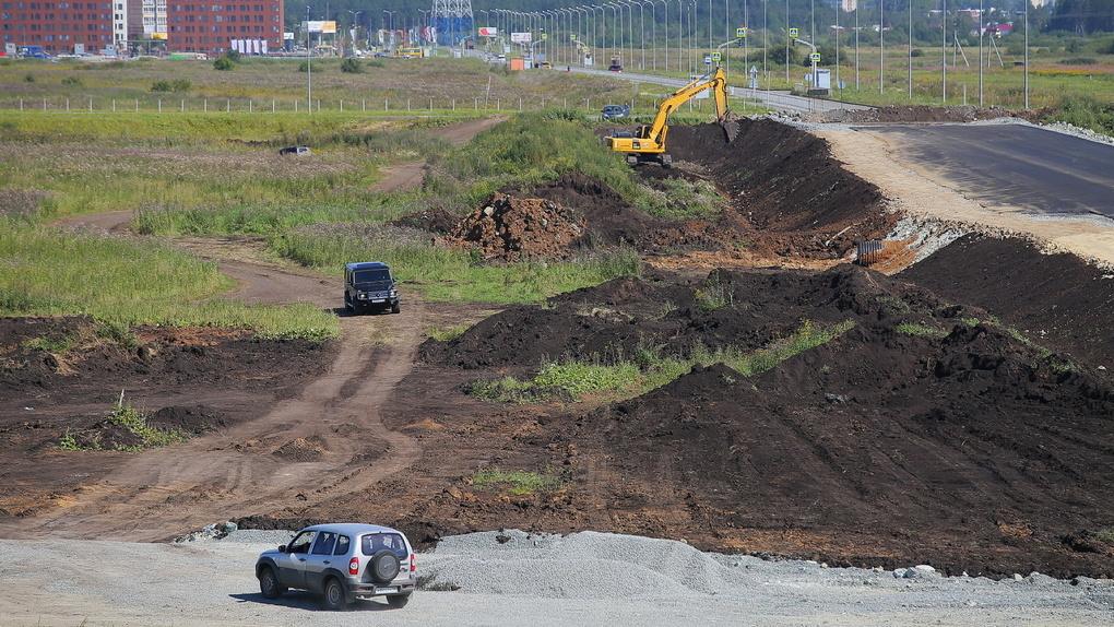 Из Екатеринбурга в Верхнюю Пышму проложат новую дорогу. Сроки и смета