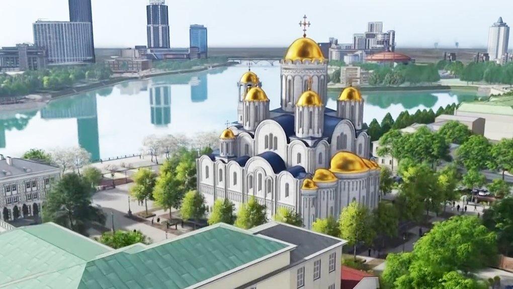 «Альфа-Банк» согласился покинуть здание Приборостроительного завода. Теперь там можно строить храм