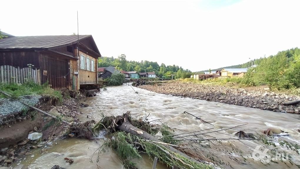 Игорь Алтушкин купит жилье пострадавшим от паводка в Нижних Сергах