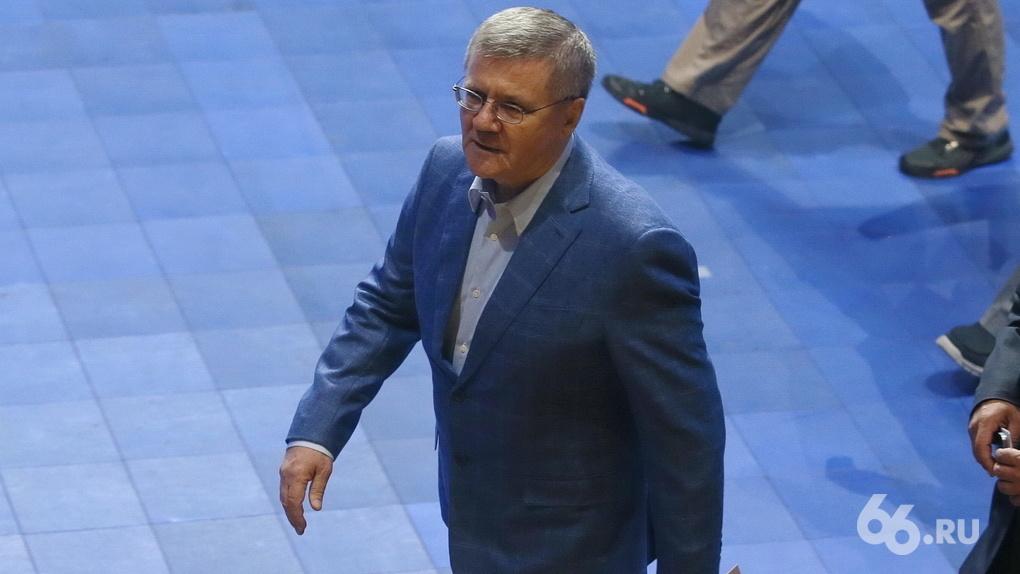Юрий Чайка заявил, что прокуроры вернули уральским бизнесменам 8,5 млрд рублей