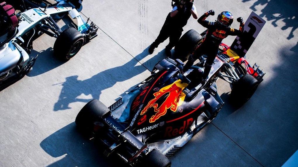 Быковали до последнего: итоги сенсационного гран-при Формулы-1 в Шанхае