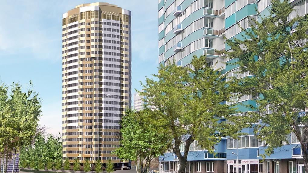 Дольщики этажей-призраков дома на Уктусе год не могут получить обещанное новым застройщиком жилье