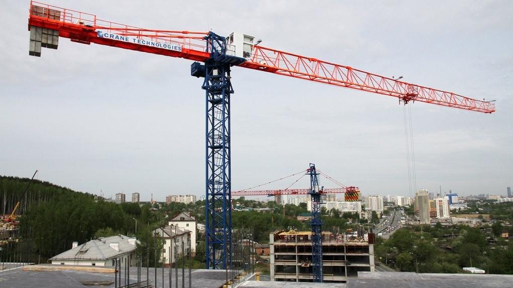 В строительство нового района на юге Екатеринбурга инвестируют 400 млрд рублей