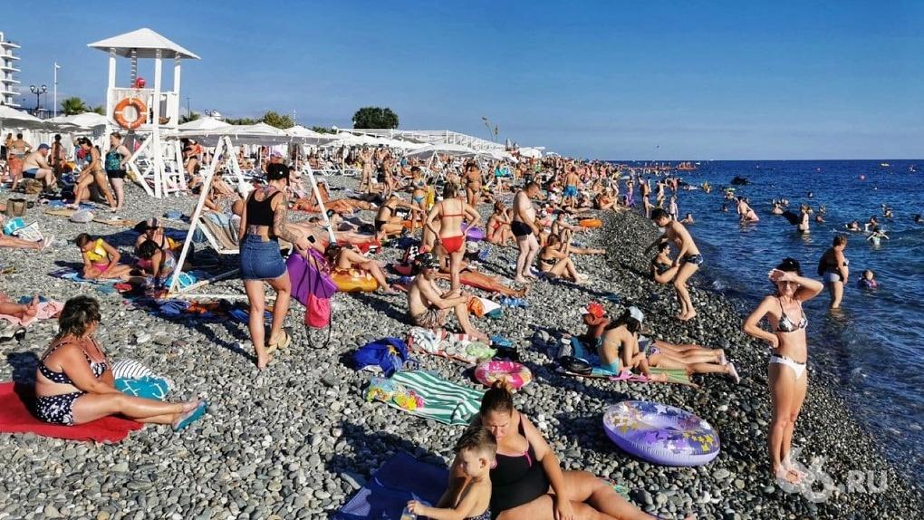 Глава Ростуризма заявила, что отечественные курорты «максимально загружены»