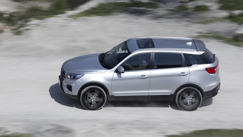 Качественно новый LIFAN X70 уже в продаже в Авто-Лидер-Запад