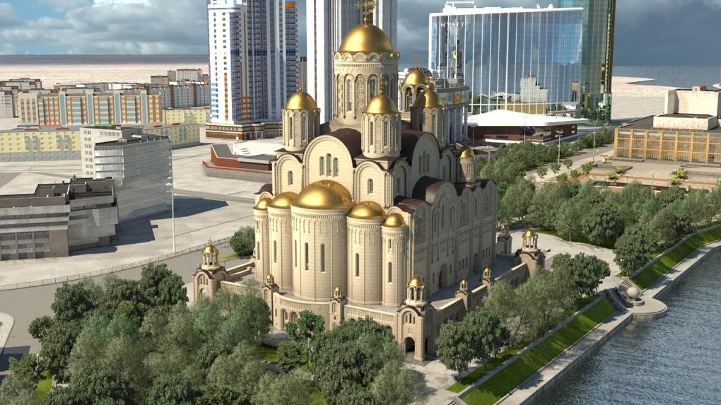 Опрос по храму Святой Екатерины — это дорогая пустышка для Путина