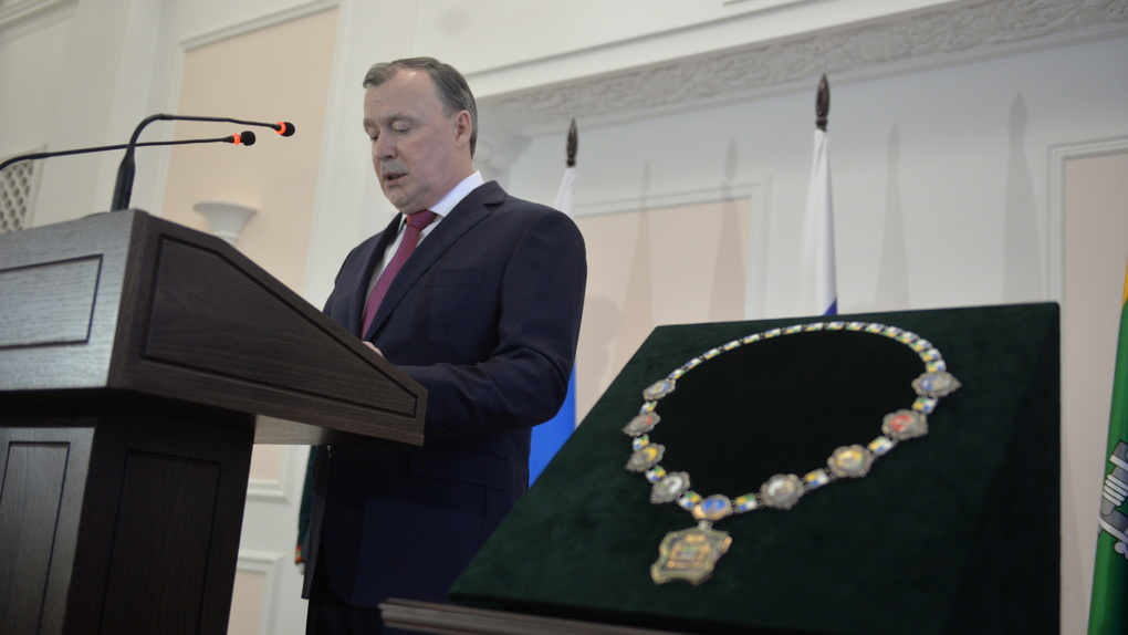 Кто будет застраивать Екатеринбург при новом составе мэрии. Итоги первого делового сезона Алексея Орлова