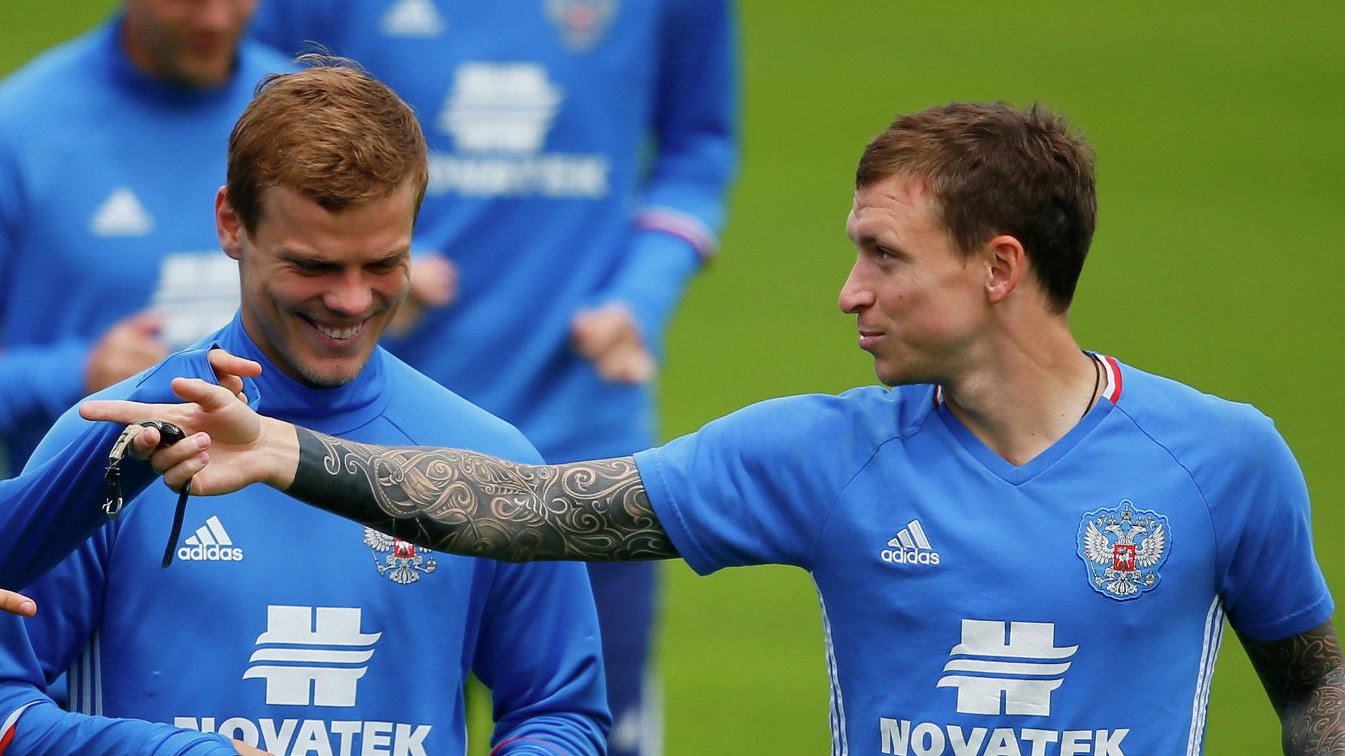 Футболистов Мамаева и Кокорина задержали на двое суток