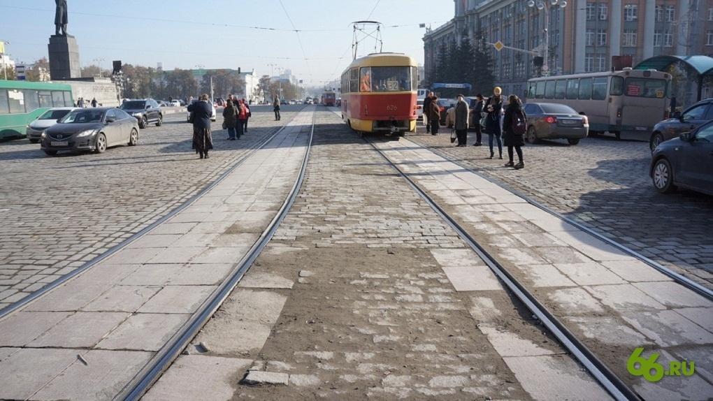 В «Атомстройкомплексе» пообещали положить на проспекте Ленина кривую брусчатку еще раз