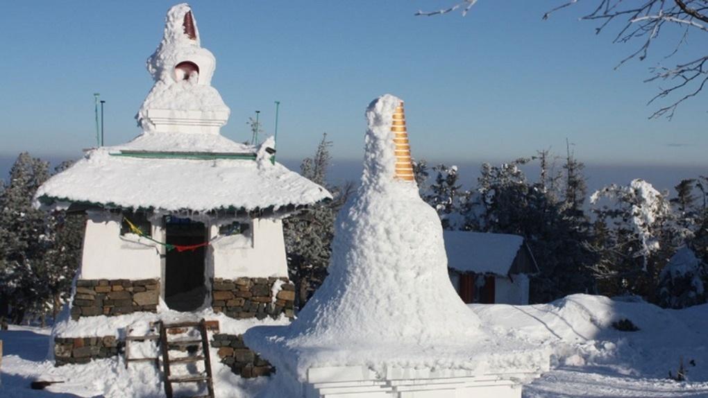 Буддистам дали пять дней, чтобы уйти с горы Качканар
