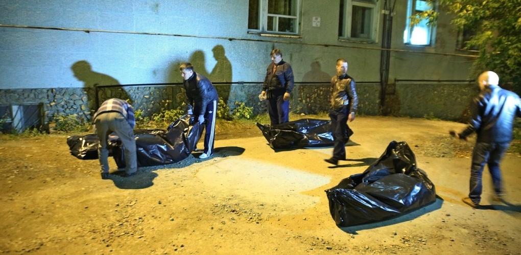 Надежда только на суд. Ночью похоронщики продолжат бегать с трупами под окнами ГКБ №40