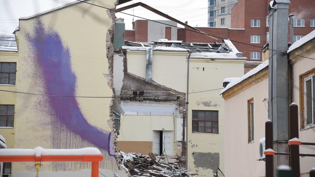 Урбанисты призовут полпреда в УрФО и министра строительства остановить снос здания ПРОМЭКТа