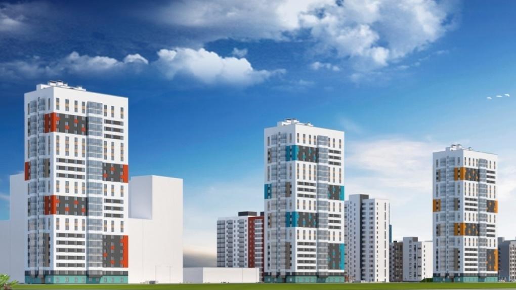 Крупный застройщик начал работы сразу на трех строительных площадках города