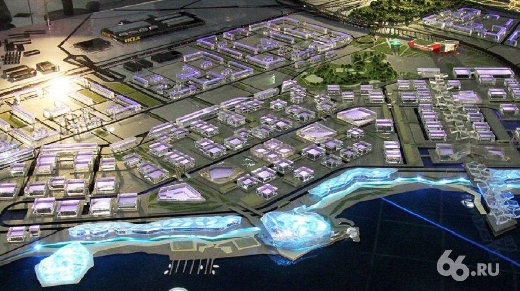 Александр Высокинский рассказал, что построят вместо экспо-парка