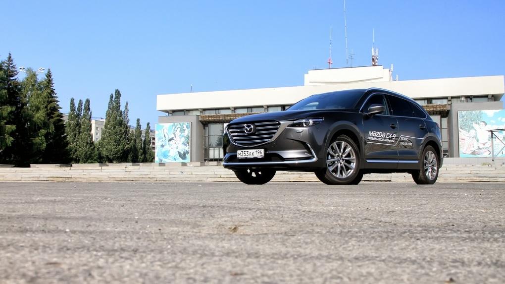 Mazda обновила CX-9 всего через год. Как так?!