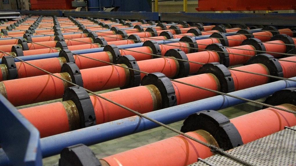 Трубная металлургическая компания купила 86,54% акций ЧТПЗ