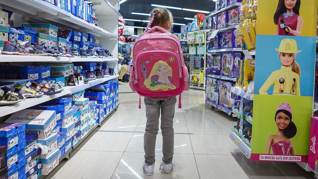 Как не испортить ребенку осанку. Чек-лист правильного рюкзака