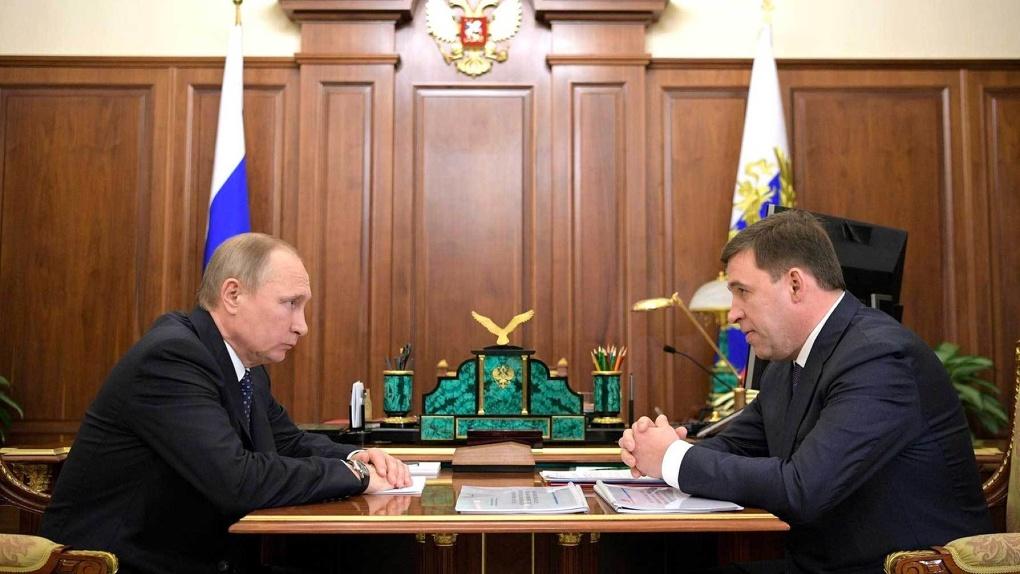 Владимир Путин дал Евгению Куйвашеву шанс спасти бизнес. Как он им воспользуется