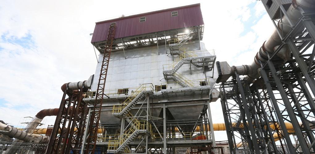 Что в трубах уральских заводов: репортаж из гигантского газоочистителя