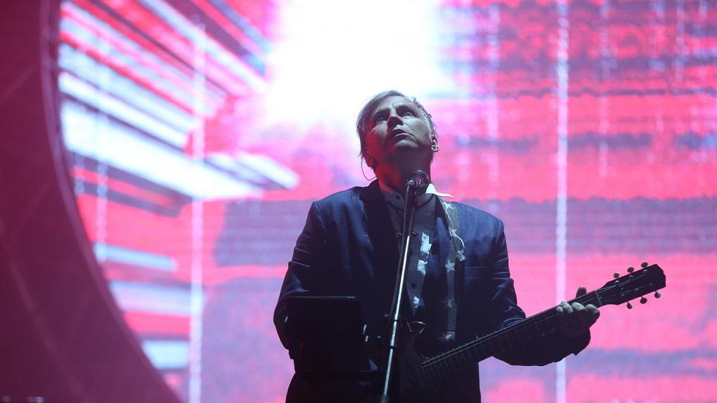 Илья Лагутенко: «Мы живем в стране-крепости, где автоматы важнее культуры и музыки»