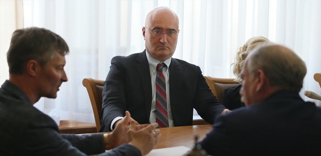 Джарретт Уокер, автор новой транспортной системы Екатеринбурга: «Если бы я жил в вашем городе, купил бы машину»