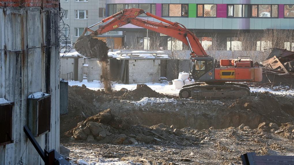 Ради ЧМ-2018 в Екатеринбурге зароют все котлованы и дорожные ямы