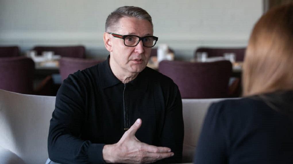 Олег Ананьев не смог продать ресторан «Хали-гали и хинкали» и задумывает ребрендинг заведения