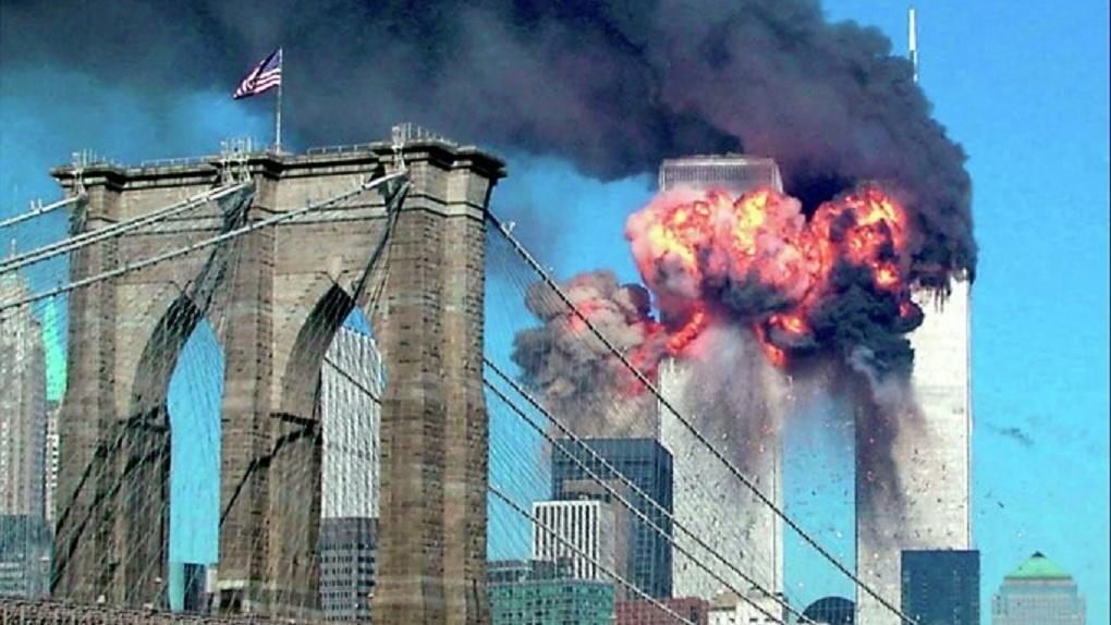 В США рассекретили документ по теракту 11 сентября