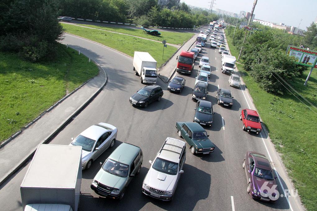 В Екатеринбурге нет пробок, считают москвичи
