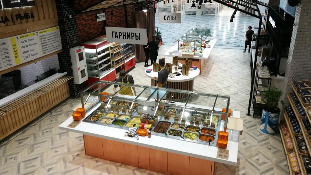 Быстрая еда. Как меняется рынок общепита на Урале