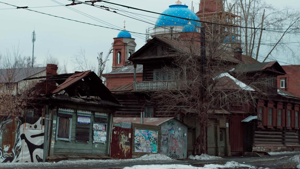 Старинный дом на ВИЗе, который хотят снести ради трамвайных путей, можно спасти. Но есть одна проблема