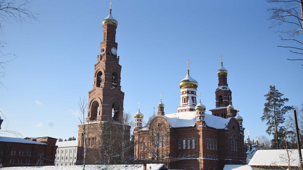 Аудиторы посчитали цену Среднеуральского монастыря отца Сергия. Постройки стоят больше 1 млрд рублей