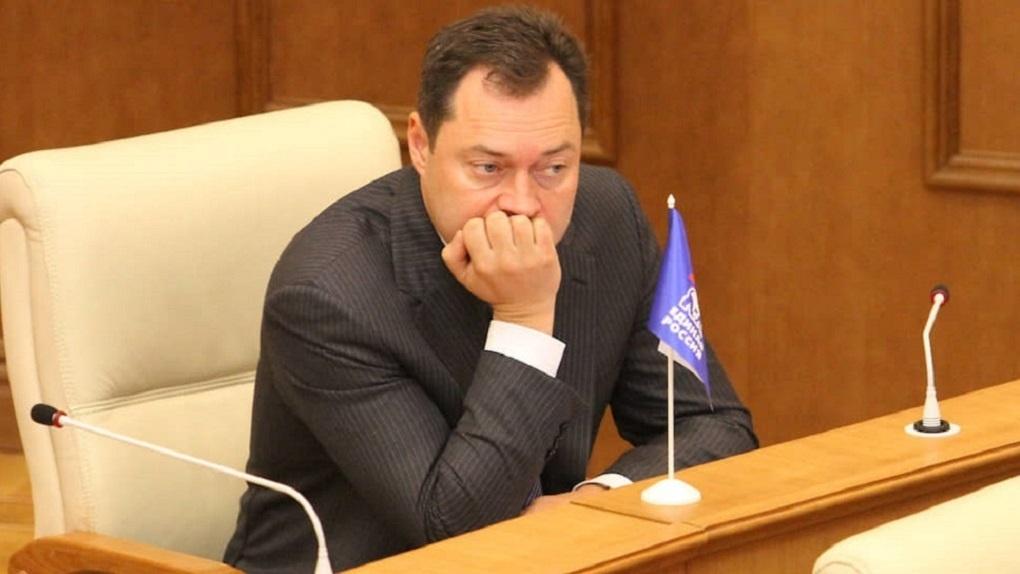 УФАС требует возбудить уголовное дело о закупках фирм депутата Александра Серебренникова