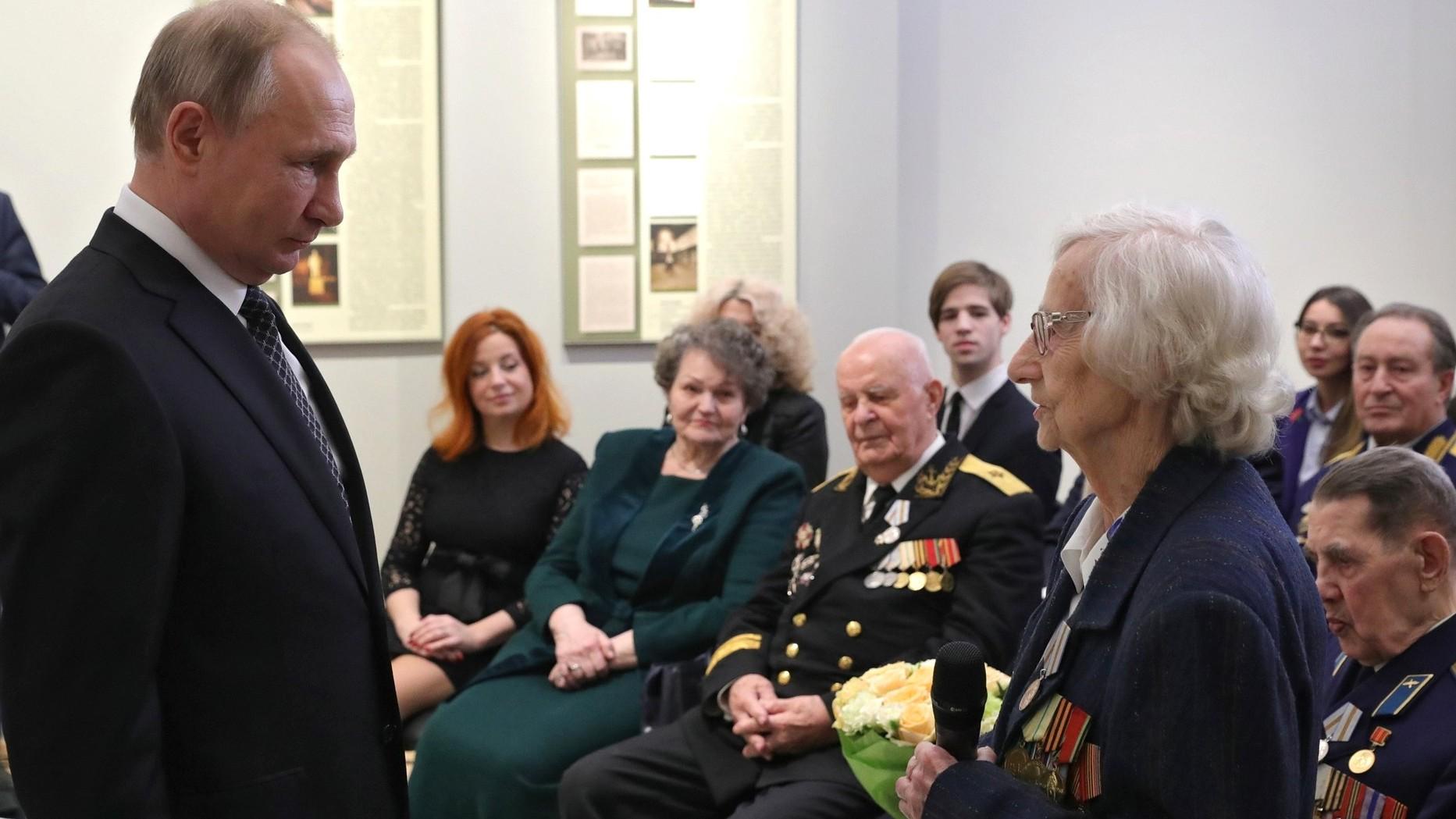 Ветераны получат по 75 тысяч рублей к юбилею Победы по распоряжению Владимира Путина
