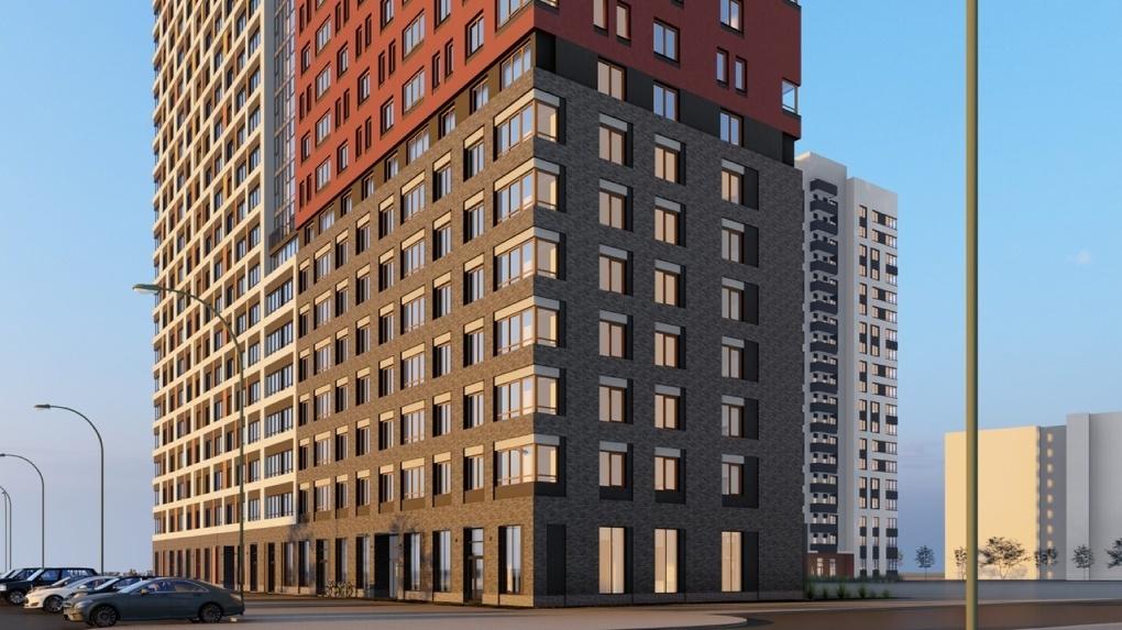 Пробок станет больше. На южной окраине Екатеринбурга построят еще один квартал многоэтажек