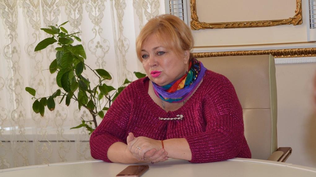 Глава Керчи, которая пришла поздравлять блокадников в шубе, ушла в отставку
