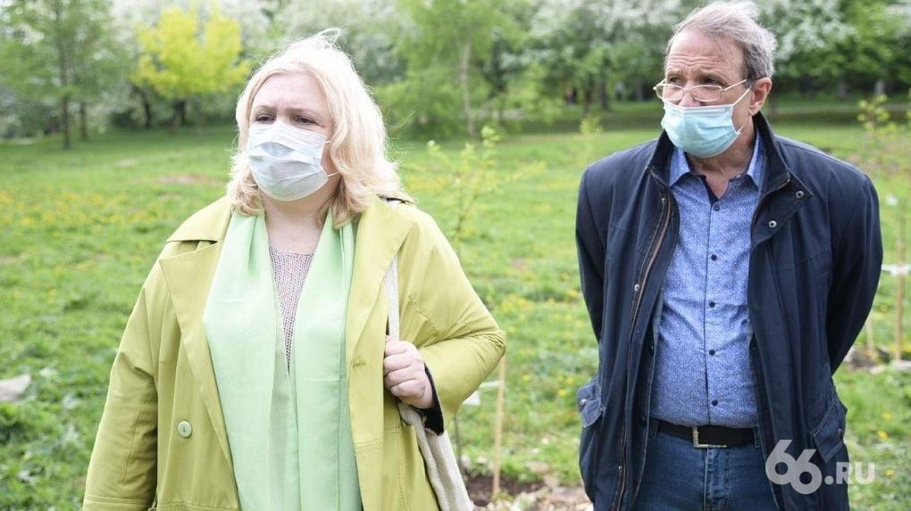 Экологи Высокинского решили, что делать с «незаконными» деревьями в парке УрГУПС