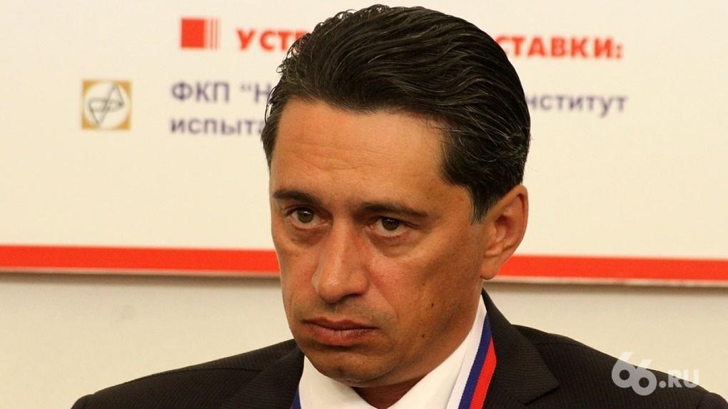 Бывший гендиректор УВЗ стал первым вице-президентом РМК
