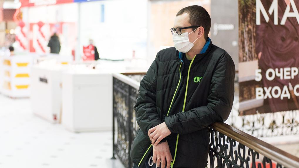 Туриста из Екатеринбурга госпитализировали в Москве. У него коронавирус