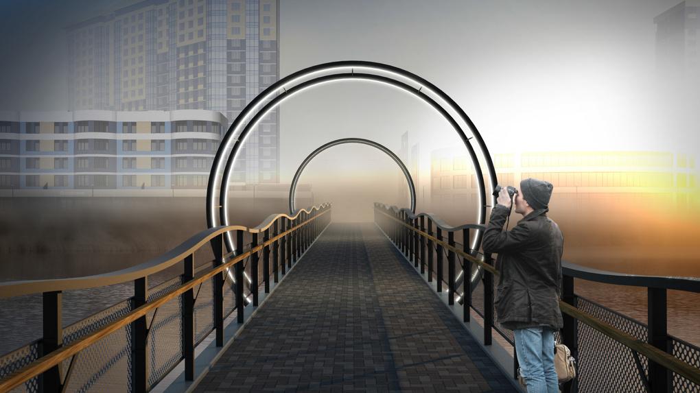 Вместо набережной и моста жители «отрезанного» от города квартала на Уктусе получили платную парковку